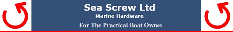Sea Screw Ltd Logo for East Sussex Marine Chandlers